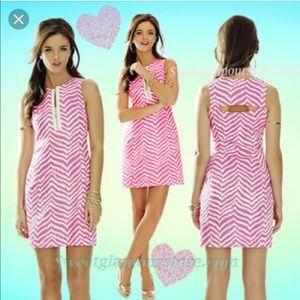 Lilly Pulitzer Penelope Shift Dress XS